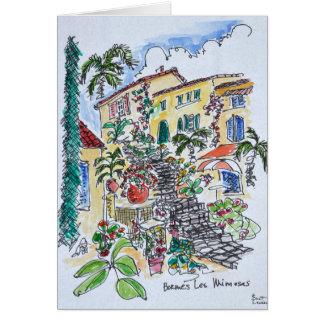 Cartes D'azur des Bormes-les-Mimosas |