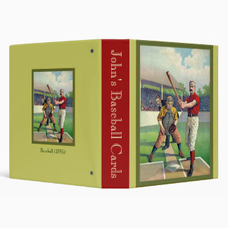 Cartes de base-ball classeur 3,81 cm