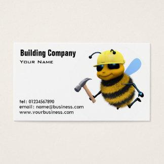 Cartes de bâtiment et d'entreprise de construction