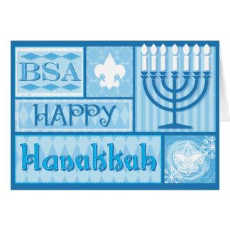 Cartes de BSA/Happy Hanakkah