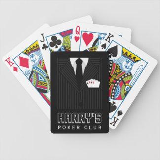 Cartes de club de tisonnier de casino de Bicycle® Cartes À Jouer