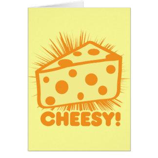Cartes De fromage