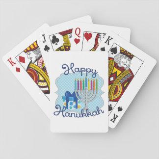 Cartes de Hanoukka Jeux De Cartes