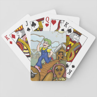 Cartes de Humanbreadman Jeux De Cartes