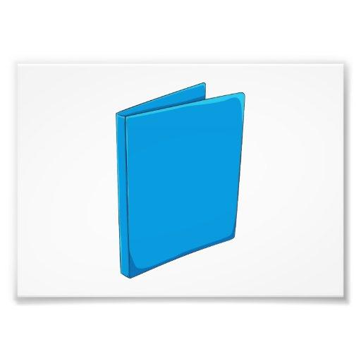Cartes de jeu bleues faites sur commande de art photographique