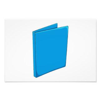 Cartes de jeu bleues faites sur commande de photo sur toile