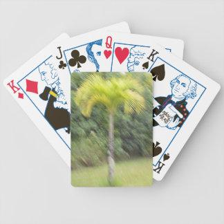 Cartes de jeu brouillées de tisonnier de jeu de cartes
