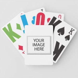 Cartes de jeu - cadeau customisé cartes à jouer