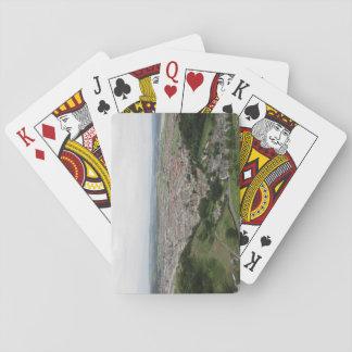 Cartes de jeu comportant Llandudno d'en haut Jeux De Cartes