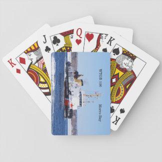 Cartes de jeu de baie de WTGB 106 Morro Jeux De Cartes