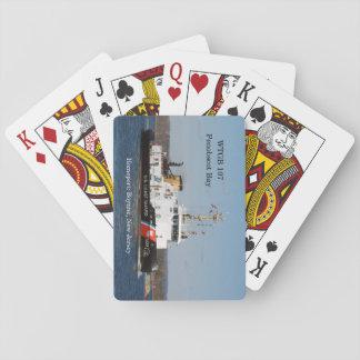 Cartes de jeu de baie de WTGB 107 Penobscot Jeux De Cartes