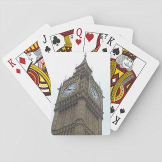 Cartes de jeu de Big Ben Cartes À Jouer