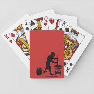 cartes de jeu de boilerstatus jeux de cartes