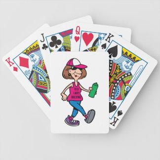 Cartes de jeu de boomer cartes à jouer