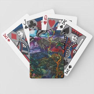 Cartes de jeu de création jeu de cartes