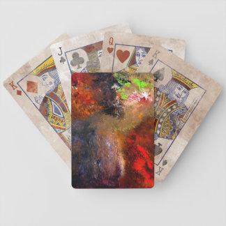 Cartes de jeu de Desarroi Cartes À Jouer
