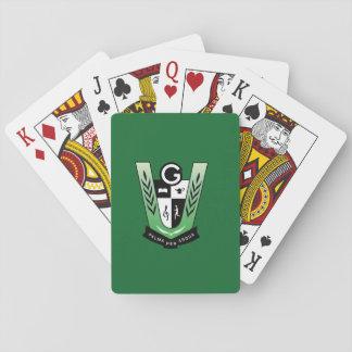 Cartes de jeu de GGMSS Cartes À Jouer