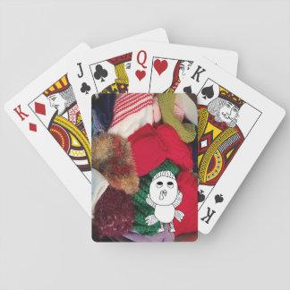 Cartes de jeu de Hatsgiving Jeu De Cartes