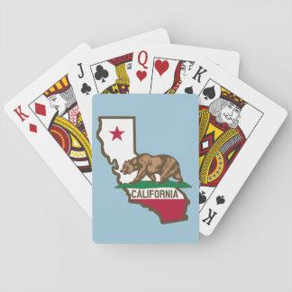 Cartes de jeu de la Californie Jeux De Cartes