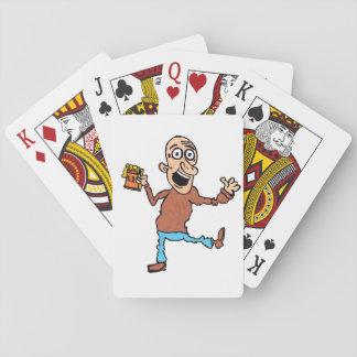 Cartes de jeu de papy cartes à jouer