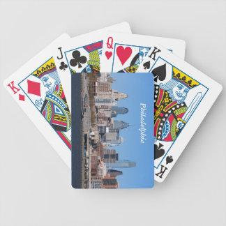 Cartes de jeu de Philadelphie Jeu De Cartes