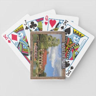 Cartes de jeu de réfectoire de Waldemar Jeux De Cartes