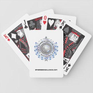 Cartes de jeu de SBA (remplaçant) Jeux De Cartes