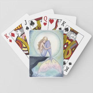 Cartes de jeu de sirène de Camille Grimshaw au Cartes À Jouer