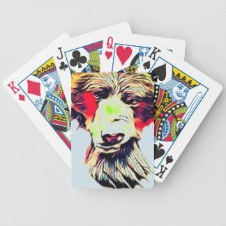 Cartes de jeu de tisonnier de Big Bear | Jeu De Cartes