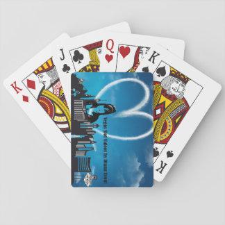 Cartes de jeu de vidéos de fente de Vegas Cartes À Jouer