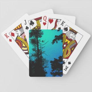 Cartes de jeu d'Eagle Cartes À Jouer