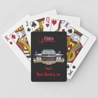 Cartes de jeu d'Elvira Cartes À Jouer