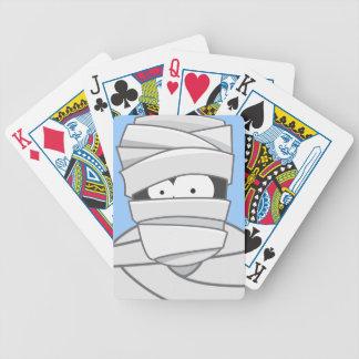 Cartes de jeu déplaisantes de Halloween Bicycle® Cartes De Poker