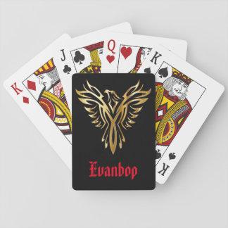 Cartes de jeu d'Evanbop Cartes À Jouer