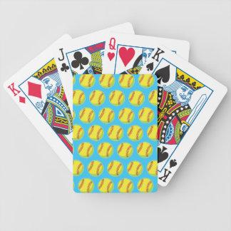 Cartes de jeu d'idée de cadeau de joueur de base-b cartes à jouer