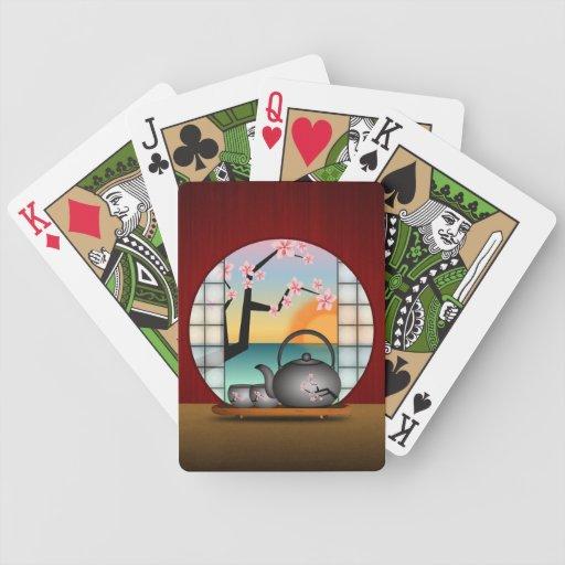 Cartes de jeu faites sur commande de Bicycle® de p Cartes À Jouer