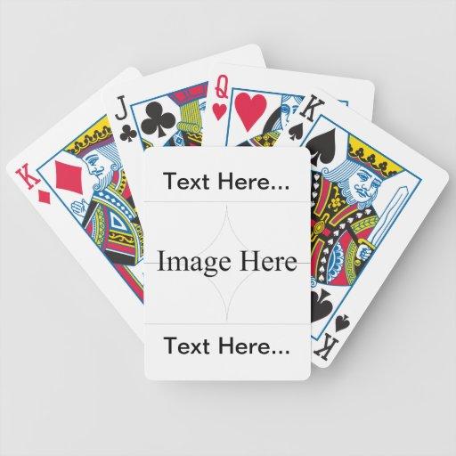 Cartes de jeu cartes bicycle poker