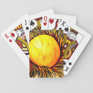 Cartes de jeu, jeux pour des vacances, cartes du cartes à jouer