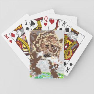 Cartes de jeu : Ours gris Cartes À Jouer