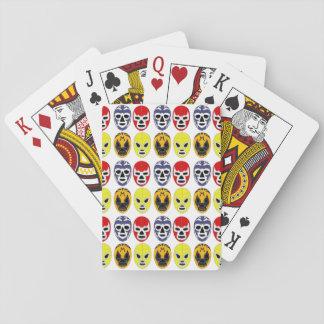 Cartes de Lucha Jeu De Cartes