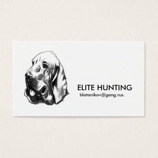 Cartes de membre de chasse d'élite