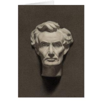 Cartes de Merci d'Abraham Lincoln