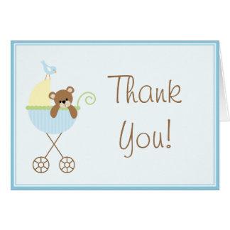 Cartes de Merci de baby shower
