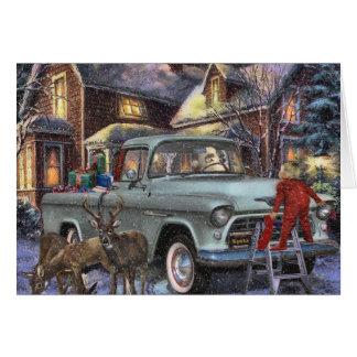 Cartes de Noël de studios de Rod de rat 1