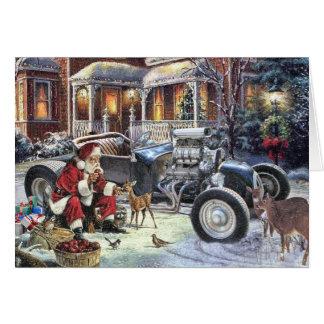 Cartes de Noël de studios de Rod de rat 2
