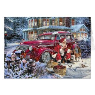 Cartes de Noël de studios de Rod de rat 3