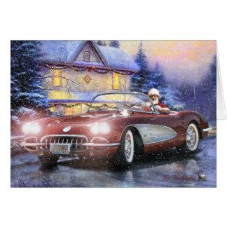 Cartes de Noël de studios de Rod de rat 4