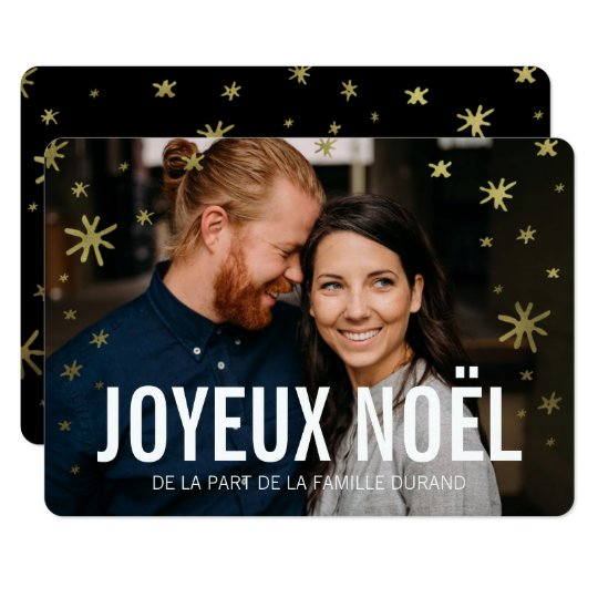 cartes de noël photo   joyeux noël