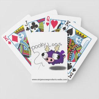 Cartes de Pookyloo Jeu De Cartes Poker