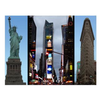 Cartes de souvenir de point de repère de New York  Carte Postale